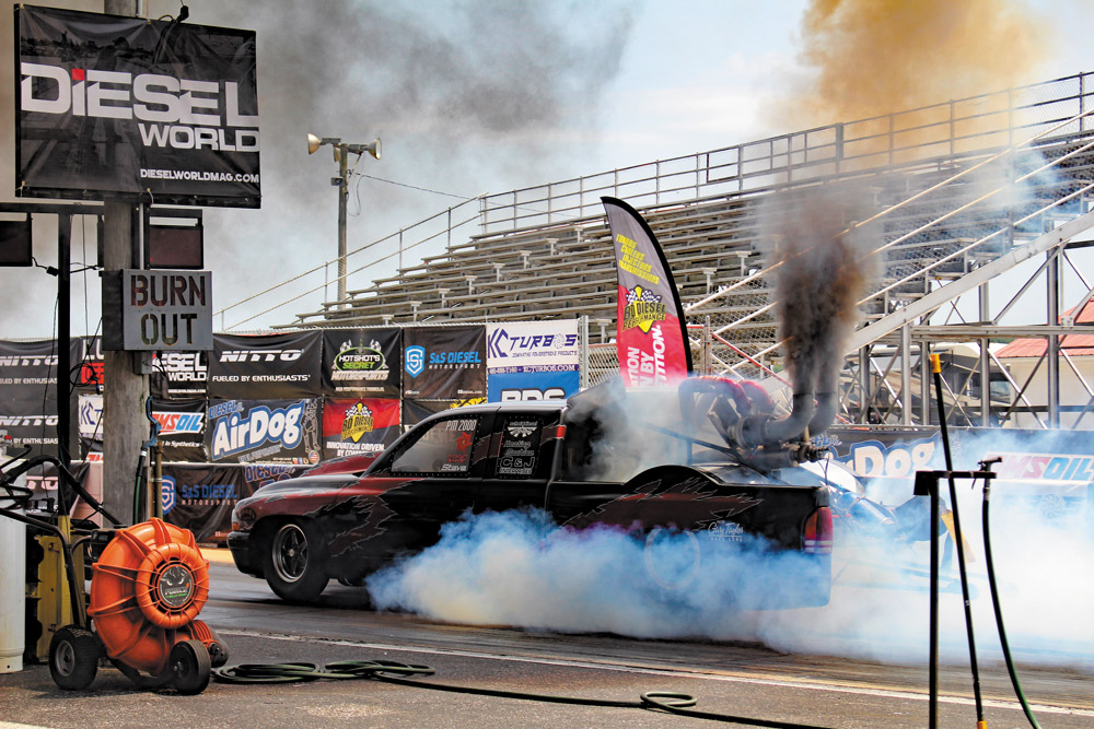Diesel World Drags: Covid 660