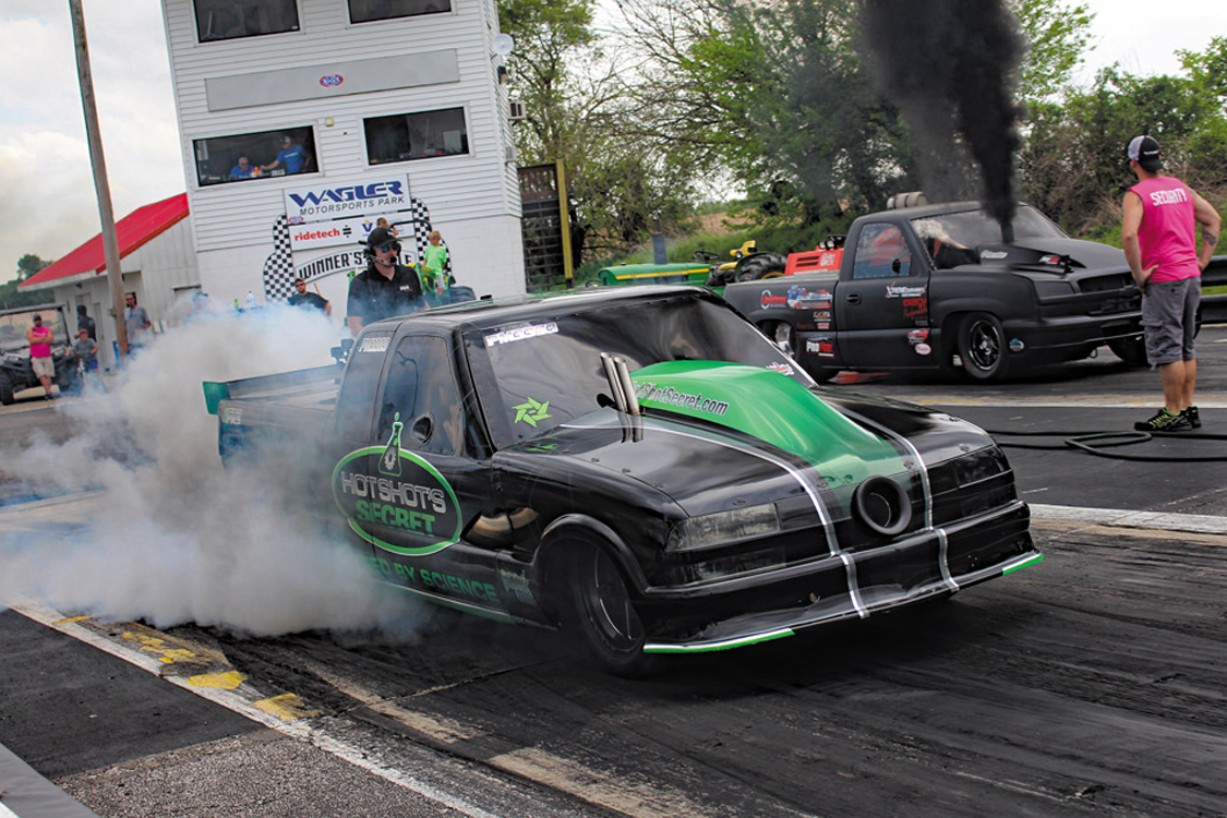 Highlights from Diesel World Drags