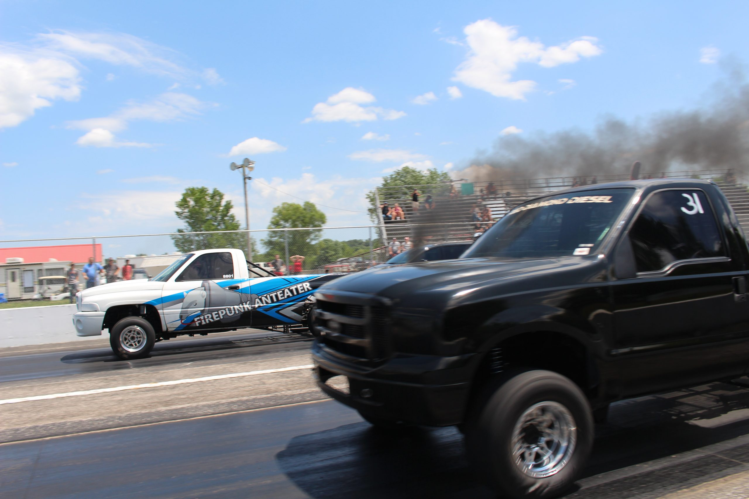 Diesel World Drags Round II: July 2020