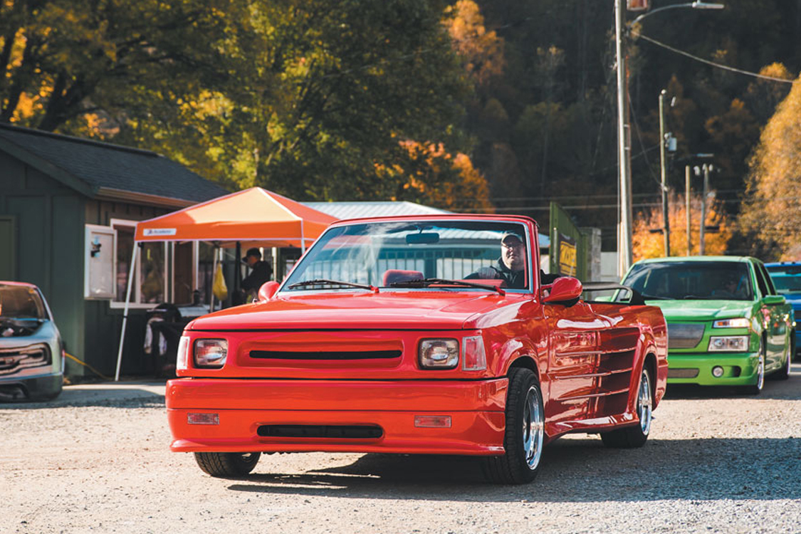 Maggie Valley's Biggest Custom Car Show!