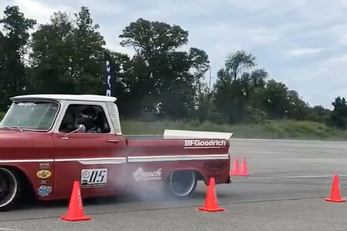 All The Best Slides from the Pro-Touring Event!