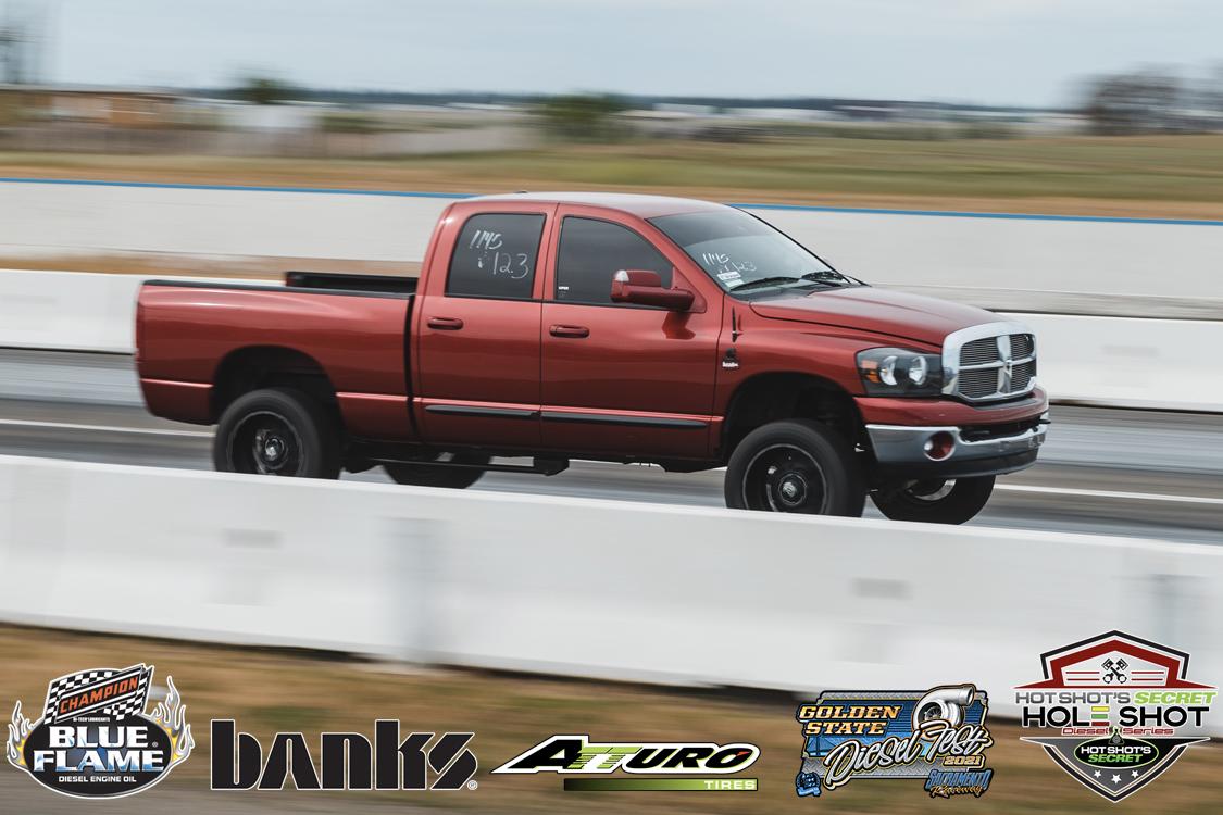 Golden State Diesel Fest Drags & Dyno Highlights